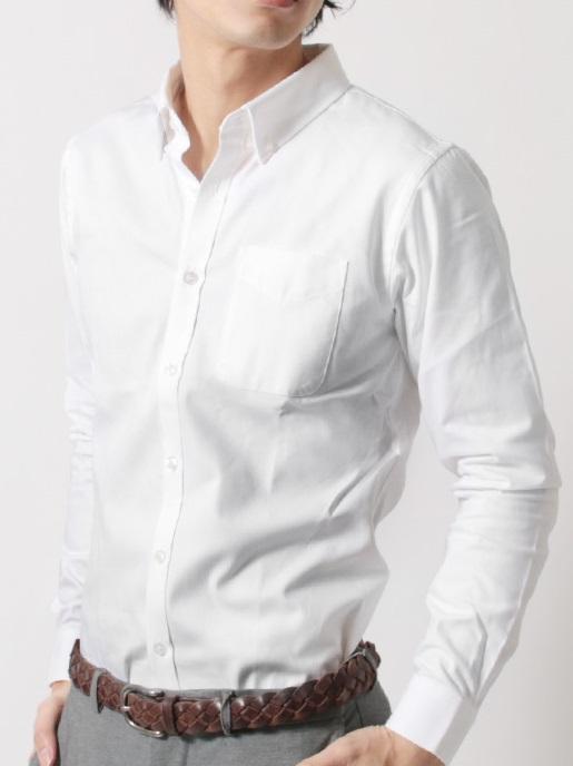 オックスフォードメンズシャツ